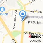 Психологический центр на карте Барнаула