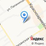 АСБА-консалтинг на карте Барнаула