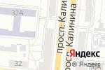 Схема проезда до компании Доктор Сотникова в Барнауле