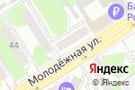Схема проезда до компании АлтайСибТур в Барнауле