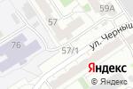 Схема проезда до компании Катюша в Барнауле