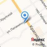 Happy baby на карте Барнаула