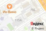 Схема проезда до компании Пилот в Барнауле