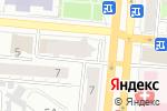 Схема проезда до компании Адели в Барнауле