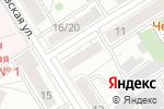 Схема проезда до компании Art of beauty в Барнауле