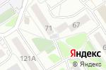 Схема проезда до компании Продукты для вас в Барнауле
