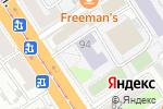 Схема проезда до компании Лицей №86 в Барнауле