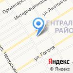 ТК Алттранс на карте Барнаула