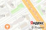 Схема проезда до компании Анастасия, ТСЖ в Барнауле
