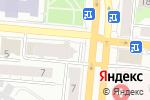 Схема проезда до компании Блинный бар в Барнауле