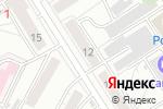 Схема проезда до компании Атуа в Барнауле
