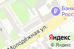 Схема проезда до компании Интурист-Барнаул в Барнауле