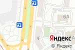 Схема проезда до компании Кафетерия в Барнауле