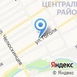 Рембыттехника на карте Барнаула