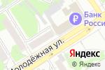 Схема проезда до компании Векооптика в Барнауле