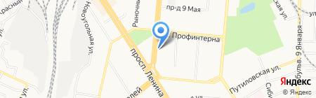 ТандырМан на карте Барнаула