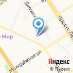Нейроклиника Карпова на карте Барнаула