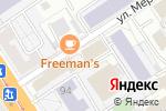 Схема проезда до компании FUNBUS в Барнауле