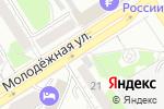 Схема проезда до компании Эко-класс! в Барнауле