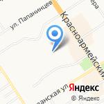 Арт-Мастерская на карте Барнаула