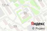 Схема проезда до компании Бункер в Барнауле
