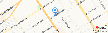Fun Art Studio на карте Барнаула