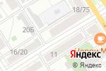 Схема проезда до компании Цыплята-гриль в Барнауле