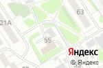 Схема проезда до компании Барбариски в Барнауле