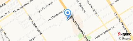 Свадебная мода на карте Барнаула