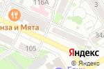 Схема проезда до компании Лукоморье в Барнауле