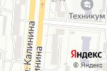 Схема проезда до компании АР-ДЕКО в Барнауле