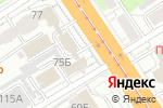Схема проезда до компании Банкомат, АК Барс банк, ПАО в Барнауле