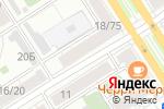 Схема проезда до компании ФИРМА BARBERSHOP в Барнауле