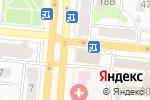 Схема проезда до компании Магазин цветов в Барнауле