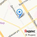 Регион-Аудит на карте Барнаула