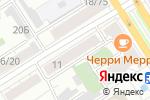 Схема проезда до компании Gsm 22 в Барнауле