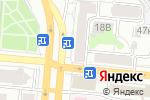 Схема проезда до компании Аптека №132 в Барнауле