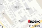 Схема проезда до компании Алтай22 в Барнауле