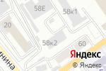 Схема проезда до компании Кочевник в Барнауле