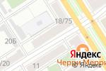 Схема проезда до компании VEKA в Барнауле
