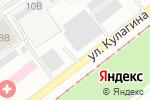 Схема проезда до компании Компания по продаже торгового оборудования в Барнауле