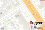 Схема проезда до компании Ч.Е.М.О.Д.А.Н. в Барнауле