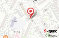 Схема проезда до компании Издательство  в Барнауле