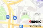 Схема проезда до компании StellaSoft в Барнауле