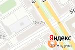 Схема проезда до компании Детский сад №48 компенсирующего вида в Барнауле
