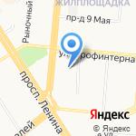 Регион-Эксперт на карте Барнаула