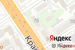 Схема проезда до компании Центр ранней помощи для детей с отклонениями в развитии в Барнауле