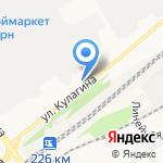 Компания по продаже торгового оборудования на карте Барнаула