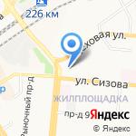 Телеком Мониторинг на карте Барнаула