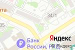 Схема проезда до компании Чайный в Барнауле